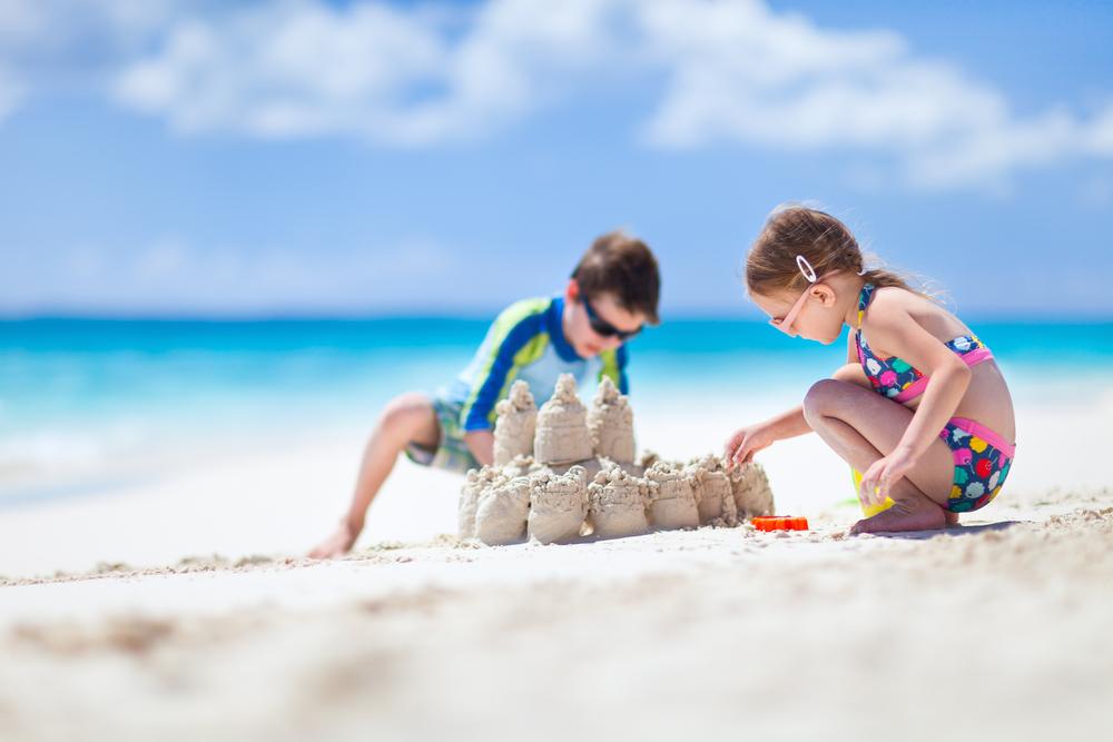Urlaub mit Kindern auf Sylt